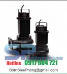 Bơm chìm hút nước thải ZENIT DGO 50/2/G50 V(H) 0.37kW. LH: 0917804721