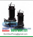 Bơm chìm nước thải ZENIT DGO 100/2/G50 V(H) 0.88kW. LH: 0917804721