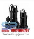 Bơm chìm hút nước thải ZENIT DRE 75/2/G32V (P) 0.55kW. LH: 0917804721