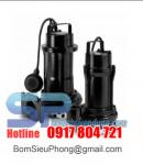 Bơm chìm hút nước thải ZENIT DRE 150/2/G50V (H-P) 1.1kW. LH: 0917804721