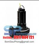 Bơm chìm hút nước thải ZENIT DRN 250/2/65 1.8kW. LH: 0917804721