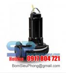 Bơm chìm hút nước thải ZENIT DRN 400/2/65 3.0kW - LH: 0917804721