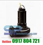 Bơm chìm hút nước thải ZENIT DRN 400/4/100 3.0kW. LH: 0917804721