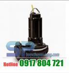 Bơm chìm hút nước thải ZENIT DRN 150/6/100 1.1kW. LH: 0917804721