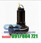 Bơm chìm hút nước thải ZENIT DRN 250/6/150 1.8kW. LH: 0917804721