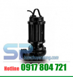 Bơm chìm hút nước thải ZENIT DRP 1500/4/150 13.6kW. LH: 0917804721