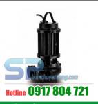 Bơm chìm hút nước thải ZENIT DRP 2000/4/80 16.4kW. LH: 0917804721