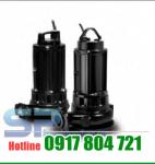 Bơm chìm hút nước thải ZENIT GRN 300/4/100 2.2kW. LH: 0917804721