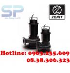 Máy bơm chìm hút nước thải chính hãng Zenit - Ý