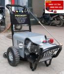 Máy phun rửa cao áp Project giải pháp tiết kiệm chi phí cho tiệm rửa xe