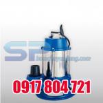 Bơm nước thải có tạp chất DSK-05 1/2HP. LH: 0917804721