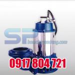 Bơm chìm nước thải sạch KS-50GT 5HP. LH: 0917804721