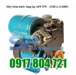 Máy bơm nước tăng áp PW-125EA (1/6HP). LH: 0917804721