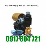 Máy bơm nước tăng áp PW-200EA (200W). LH: 0917804721