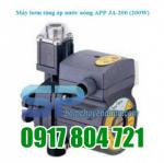 Máy bơm tăng áp nước nóng APP JA-200 (200W). LH: 0917804721