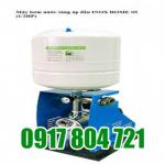 Máy bơm nước tăng áp đầu INOX HOME-05 (1/2HP). LH: 0917804721