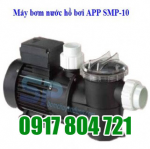 Máy bơm hồ bơi APP SMP-10 1HP. LH: 0917804721