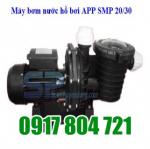 Máy bơm hồ bơi APP SMP-30 3HP. LH: 0917804721