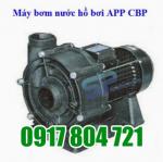 Máy bơm hồ bơi APP CBP-330T 3HP. LH: 0917804721