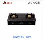 Bếp gas đôi Akia A-770GIN