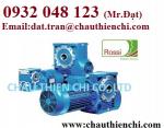 Hộp giảm tốc trục vít bánh vít ROSSI - CHAU THIEN CHI CO.,LTD