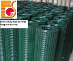 Lưới B40 bọc nhựa PVC giá rẻ cạnh tranh nhất
