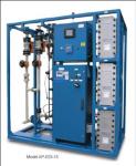 Hệ thống khử khoáng điện tử EDI không dùng hoá chất, chỉ dùng điện phân