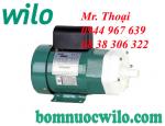 Bơm hóa chất dạng từ Wilo PM-150PE