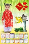 in lịch tết 2017 rẻ đẹp tại Hà Nội