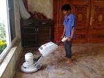 vệ sinh sàn đá An Hưng