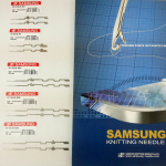 Kim dệt Samsung Hàn Quốc