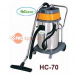 Máy hút bụi công nghiệp Hiclean HC-70