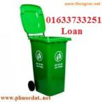 Thùng chứa rác công nghiệp, thùng rác các
