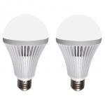 Bóng LED búp tích điện