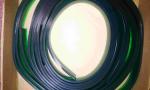 Dây gạt mực xanh bản dày 7mm, 9mm cho ngành in ấn