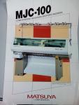 máy dệt kim Matsuya MJC 100
