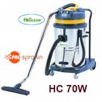 SPRO - Máy hút bụi công nghiệp Hiclean HC-70W dung tích lớn