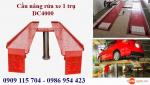 SPRO - Các loại cầu nâng 1 trụ rửa xe ô tô tại Việt Nam