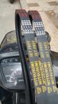 Dây curoa 3V-550, 3v 950, 3v750 BẸ dính liền