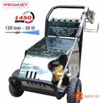 Máy rửa xe áp lực cao Projet P7500-30 giá rẻ chính hãng