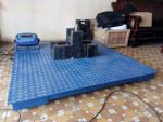 Cân sàn điện tử 1 tấn - 2 tấn - 3 tấn Keli