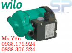 Chuyên cung cấp máy bơm tăng áp điện tử chịu nhiệt Wilo PB-088EA
