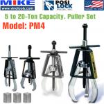 Posilock PM4, Bộ cảo 2-3 chấu, 5-20 tấn