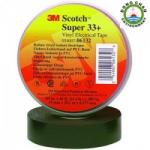 Băng keo cách điện 3M cao cấp scotch supper 33
