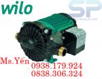 Máy bơm tăng áp điện tử chịu nhiệt Wilo PB-S125EA chất lượng