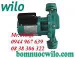 Bơm tuần hoàn nước nóng WiLo PH-123E chính hãng