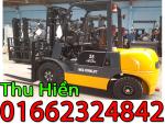 Xe nâng dầu Động cơ ISUZU JaPan