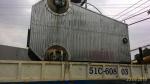 Cần bán lò hơi đốt than, củi cũ đã qua sử dụng