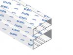 Trunking vuông đi trên tường của hãng EFAPEL - Bồ Đào Nha