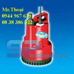 Bơm Chìm Hút Nước Thải Mini NTP HSM220-1.10 26